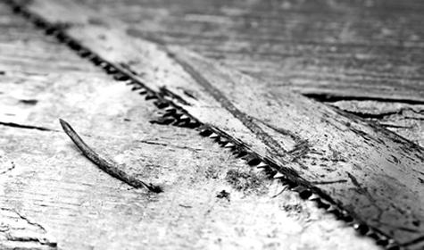 Oldtimer Kettensägen: Alte Liebe rostet nicht