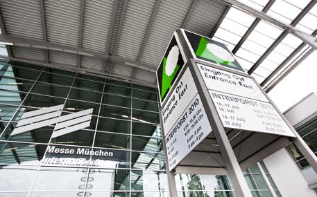 INTERFORST: Leitmesse Für Forstwirtschaft in München