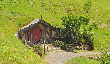 Offtopic: Eins mit Natur – wohnen wie ein Hobbit